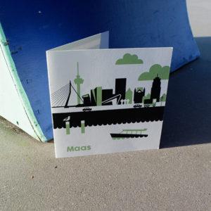 Geboortekaart Rotterdam groen_ANNIdesign_01