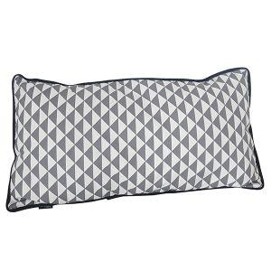 Kussen_50x25_driehoek grijs_ANNIdesign
