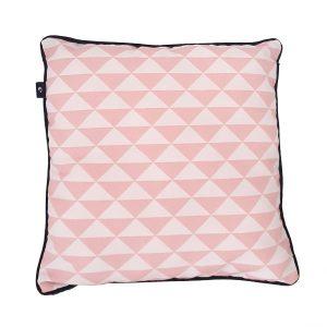 Kussen_40x40_driehoek old roze met wafelstof_ANNIdesign_01