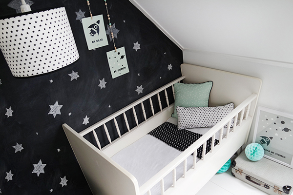 Mix & Match Kinderkamer Raket ANNIdesign