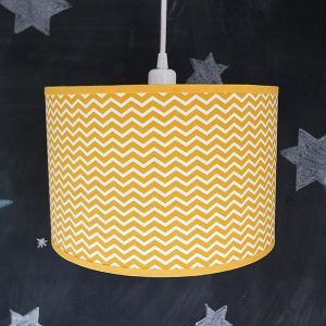Lamp Basic zigzag oker ANNIdesign