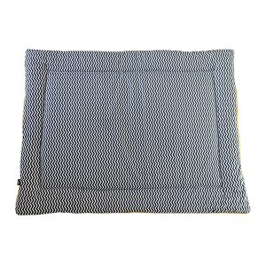 Boxkleed reversible_Zigzag zwart_ANNIdesign