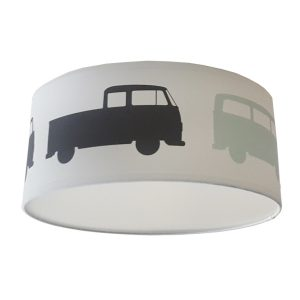 Plafondlamp Bussen old green ANNIdesign 01